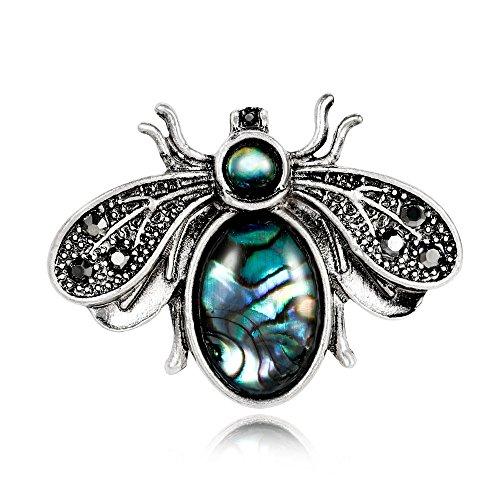 19098e8f26e1 70% OFF TIANLU La moderna ciudad de joyas joyería personalizada elegante  broche de abeja Material
