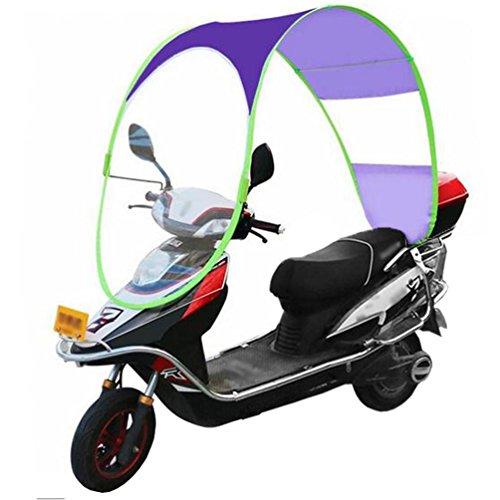 Motorcycle Canopy Motorbike Roof Motor Bicycle Electromob...