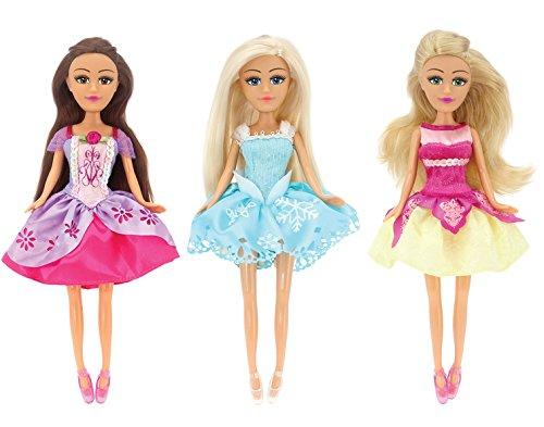 Schylling Pp-Princess Dolls PPPD