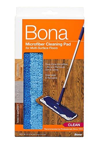Bona Multi-Surface Floor Microfiber Cleaning Pad