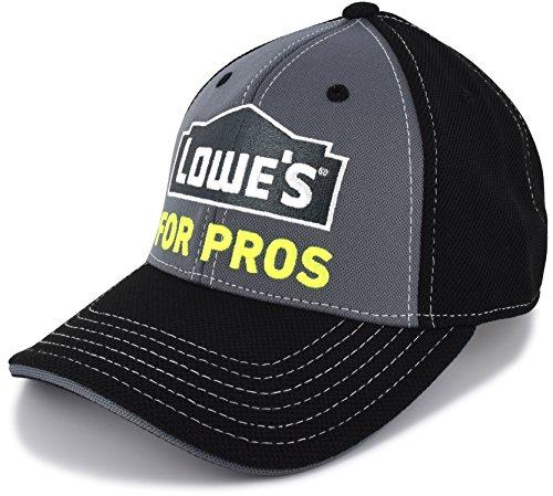 Jimmie Johnson 2018 Lowe's For Pros Hendrick Motorsports Team Hat (Racing Hat Pro)
