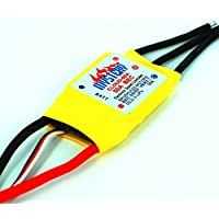 Mystery Cloud 50A brushless with2A BEC RC Speed Controller for RC Airplane Helicopter