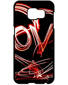 Shelley E Schwartz's Shop 1160102ZE403167732S6A Tpu Case Cover For Samsung Galaxy S6 Edge+ Strong Protect Case - Red Brightness Heart Love