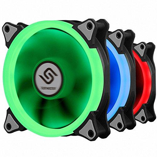 Abko Suitemaster Halo 120F 120mm RGB Case Cooler Cooling Fan