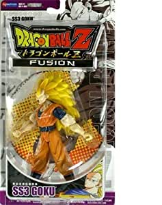 Dragonball Z Fusion Action Figure SS3 Goku