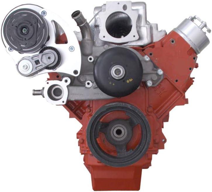 R4 AC Bracket for Chevy LS Engines LS1 LS2 LS3 LS6 Truck Spacing