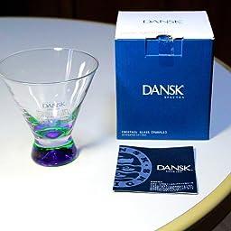 Amazon Co Jp Dansk ダンスク スペクトラ ペア カクテルグラス 0ml グリーン 食洗器不可 2 ホーム キッチン