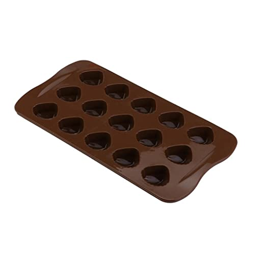 Hunpta - Molde de silicona para horno de chocolate A: Amazon.es: Hogar