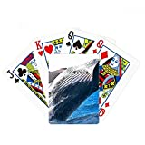 Marine Organism Whale Ocean Animal Poker Playing Card Tabletop Board Game Gift