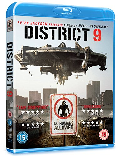 District 9 [Blu-ray] [2009] [Region Free]