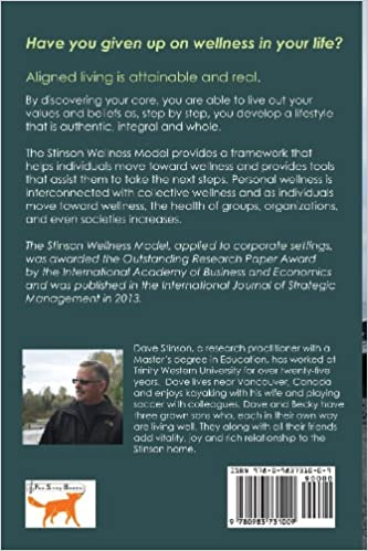 Aligning Life: The Stinson Wellness Model: David D Stinson ...