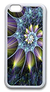 Personality customization Beautiful Abstract Custom iphone 6 plus 5.5inch Case Cover White &New Diy Design By PLUS19189A case