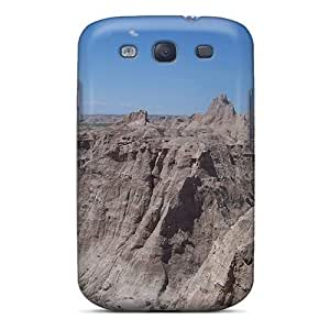 New Tpu Hard Case Premium Galaxy S3 Skin Case Cover(badls 2)