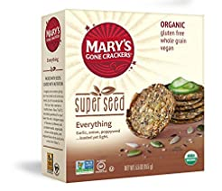 Mary's Gone Crackers Super Seed Everythi...