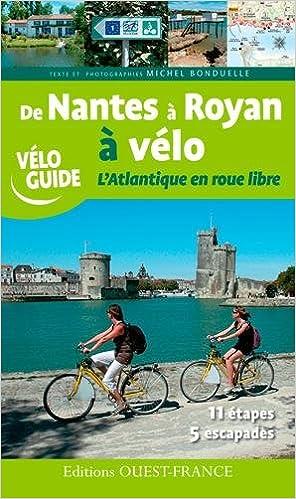 De Nantes à Royan à vélo, atlantique en roue libre