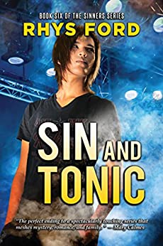 Sin and Tonic (Sinners Series Book 6) by [Ford, Rhys]