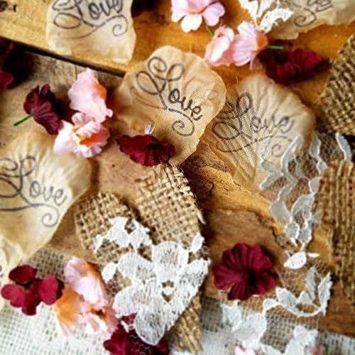 Rustic Wedding Ideas Using Burlap: Amazon.com: Burlap Wedding Decorations, Rustic Bridal