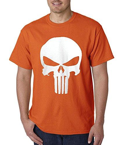 New Way 216 - Unisex T-Shirt The Punisher Skull