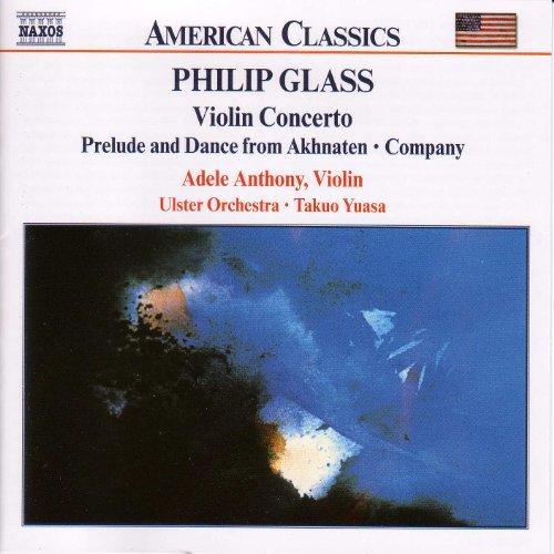 Glass, P.: Violin Concerto / C...