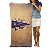 Quick Dry Craig Biggio 7 Beach Blanket -multifunctional Blanket:Suit For Swimming,backpacking,sports,camping,picnic Etc - Large Microfiber Travel Towel - 80cm130cm