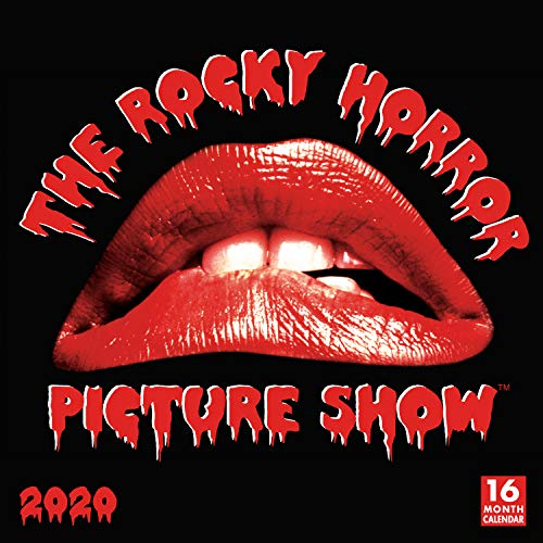 Rocky Horror Characters (Rocky Horror Picture Show 2020 Wall Calendar: by Sellers)