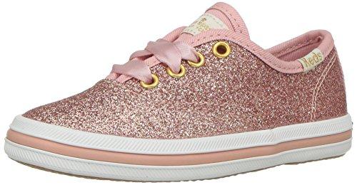 Keds Girls' Champion Glitter, Rose Gold, 9.5 Medium US Toddler]()
