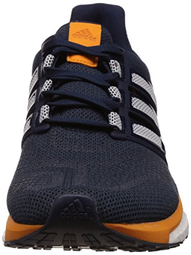 buy online 81538 71352 ... where to buy navy running grey collegiate orange s16 shoes boost s 3 adidas  eqt ftwr