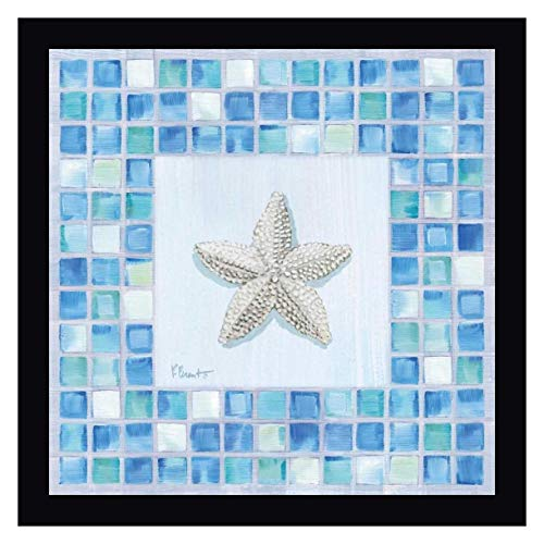 Mosaic Starfish by Paul Brent - 15