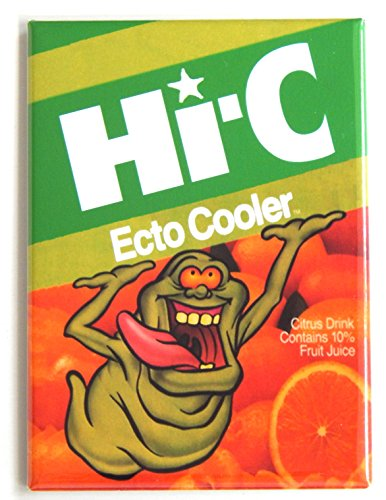 Ecto Cooler Fridge Magnet inches