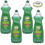Palmolive Essential Clean,Dish Liquid Soap,Original , 12.6 Fl.Oz (4 Pack)