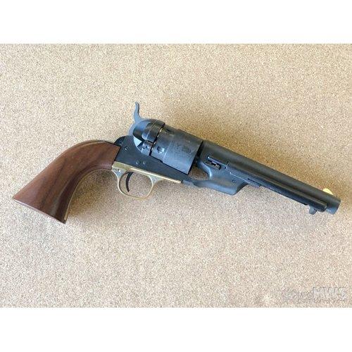 コルト M1860 アーミー コンバージョンモデル HW 5.5インチ(発火式モデルガン/完成/リボルバー) B07DCNJ9K9