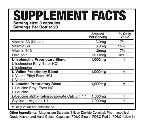 Magnum-Nutraceuticals-DNA-160-Capsules-Extra-Strength-Muscular-Endurance-Increase-Reps-Reduce-Ammonia-Buildup-Enhance-Post-Workout