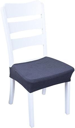 Gaeruite Home coprisedia cuscino coprisedile Furniture Protector, impermeabile copertura della sedia elasticizzato copertura coprisedili per sala da