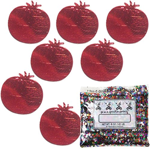 Confetti Tomatos Tomatoes in Red - One Pound Bag (16 oz) - Free Priority Mail- (9080)