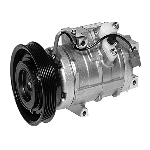 - Denso 471-1276 New Compressor with Clutch