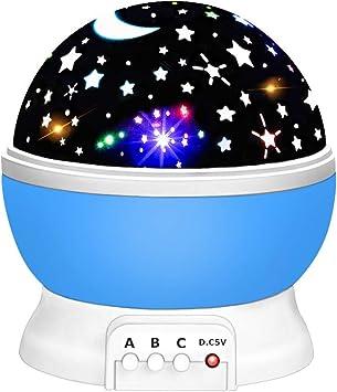 Amazon.com: OPO - Proyector nocturno para niños, diseño de ...