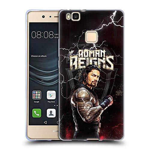 Official WWE Roman Reigns Superstars Soft Gel Case for Huawei...