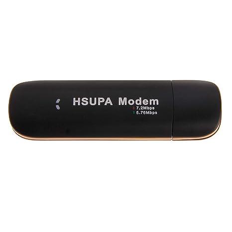 enyu HSUPA USB Stick Modem Adaptador SIM 7.2 Mbps 3 G Red ...