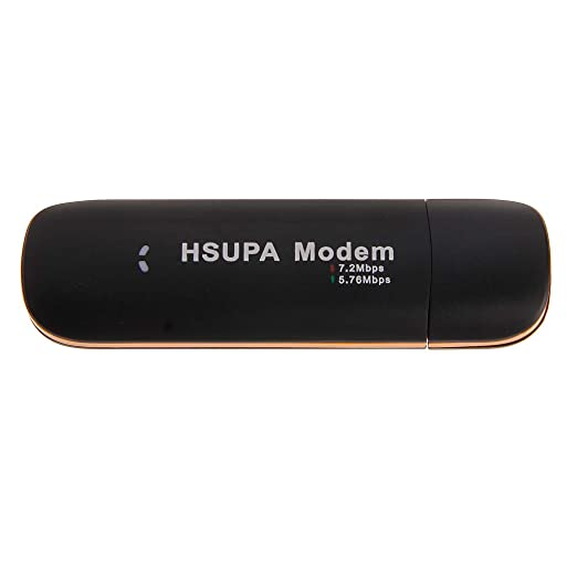 Chou - Adaptador de Red inalámbrica de 3 G con Tarjeta SIM HSUPA ...