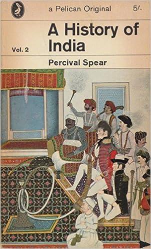 Book A History Of India Vol.2