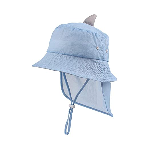 d5b2f2a4 Summer Baby Sun Hat Toddler Water Play Hat for Boys Quick Dry Girls Beach  Cap UV