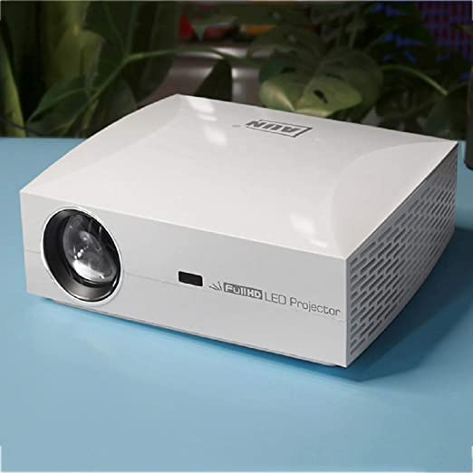 Mini proyector, proyector LED de Video 1080P Compatible, proyector ...