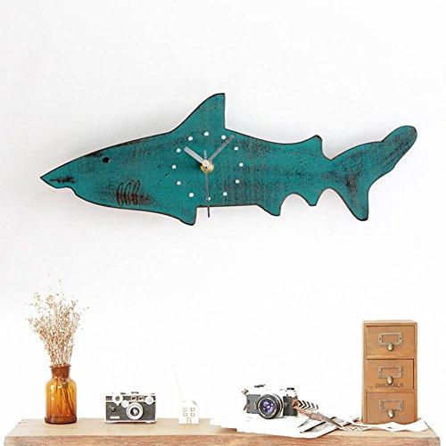 shark wall clock - 7