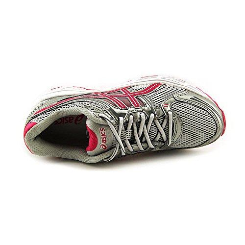 Asics Gel-Contend Womens Size 6.5 Gray Mesh Running Shoes