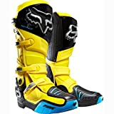 Fox Racing Instinct LE Men's Off-Road Motorcycle Boots - Yellow/Size 12