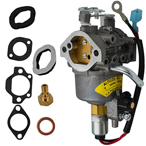 Topker Carburetor Replacement for Onan Cummins A041D736 Come with Gasket Generator Engine Accessories by Topker (Image #4)