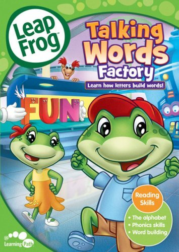 LeapFrog: Talking Words Factory (Best Cereal For 2 Year Old)