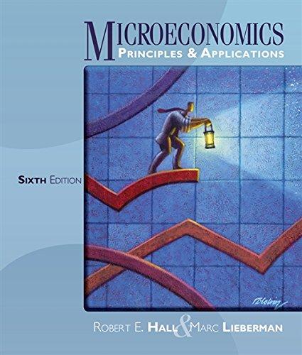Microeconomics Principles and Applications MindTap Course List