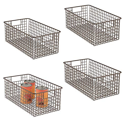 wire baskets for pantry - 3