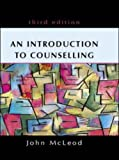 Cover of An Introduction to Counselling
